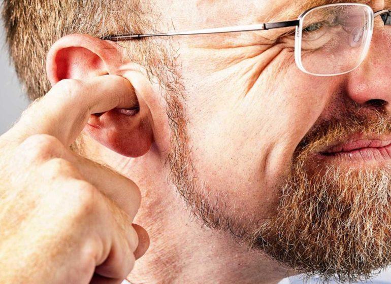 pulizia orecchio
