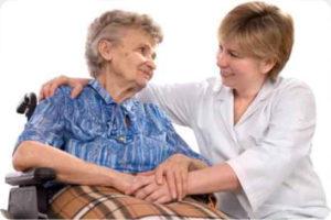 visita anziani
